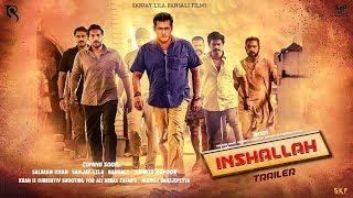 Inshallah Salman khan Movie Trailer   Deepika Padukone   Fan made   sanjay lila bansali films  hindi