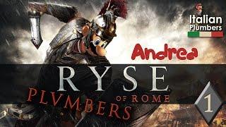 Ryse: Son of Rome | Gameplay Walkthrough ITA Parte 1