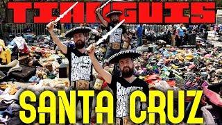 SANTA CRUZ MEYEHUALCO TIANGUIS MERCADO PULGAS MERCADO CIUDAD DE MÉXICO CDMX CHACHARAS