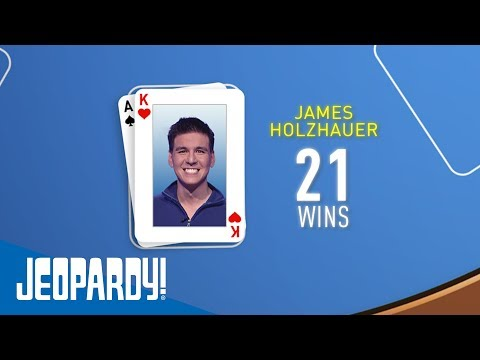 James Holzhauer Becomes the 2nd-Winningest Contestant ...