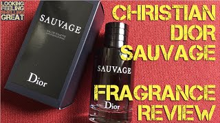 Christian Dior Sauvage Review | FRAGRANCE REVIEW
