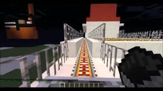 [HKBF Server] [Minecraft]港鐵西鐵線下行全程
