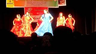 Croydon Onam 2009 dance- Kanaa Kangiren