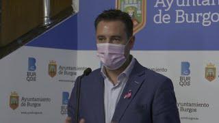 Alcalde de Burgos confirma el confinamiento  de la ciudad por el covi-19