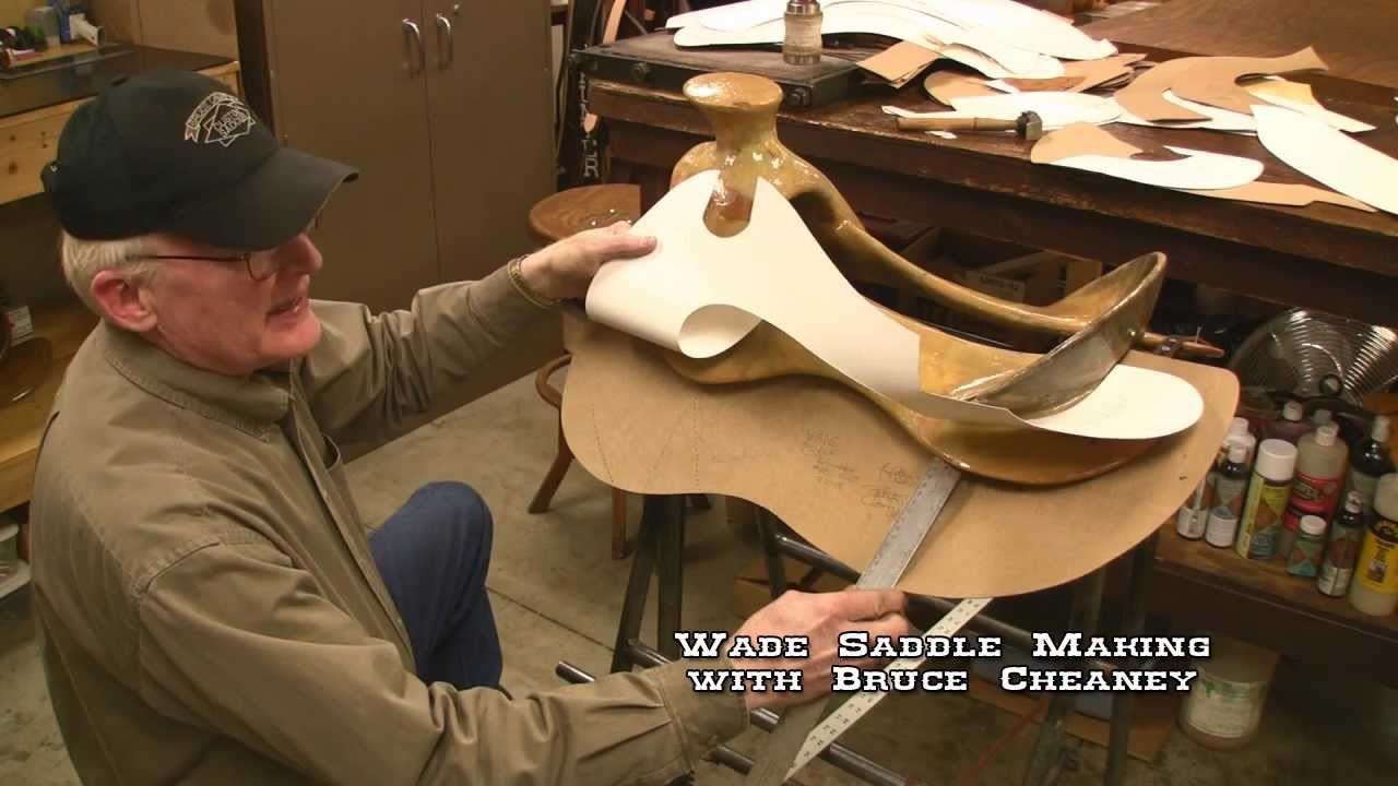 Saddle Making How To Make Handmade Wade Saddles With
