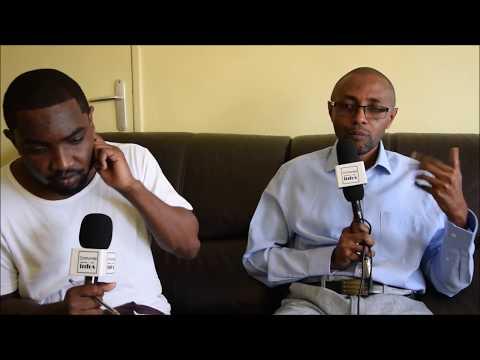 Entretien avec le Docteur en Mathématiques, Said Amana Abdillah