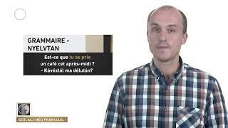 Szólalj meg! – franciául, 2017. október 18.