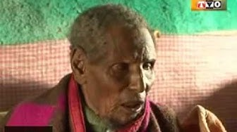 Manguddoo umrii dheeraa | At an estimated 160 years of age, Dhaqabo Ebba lagatafo studio Video by TV