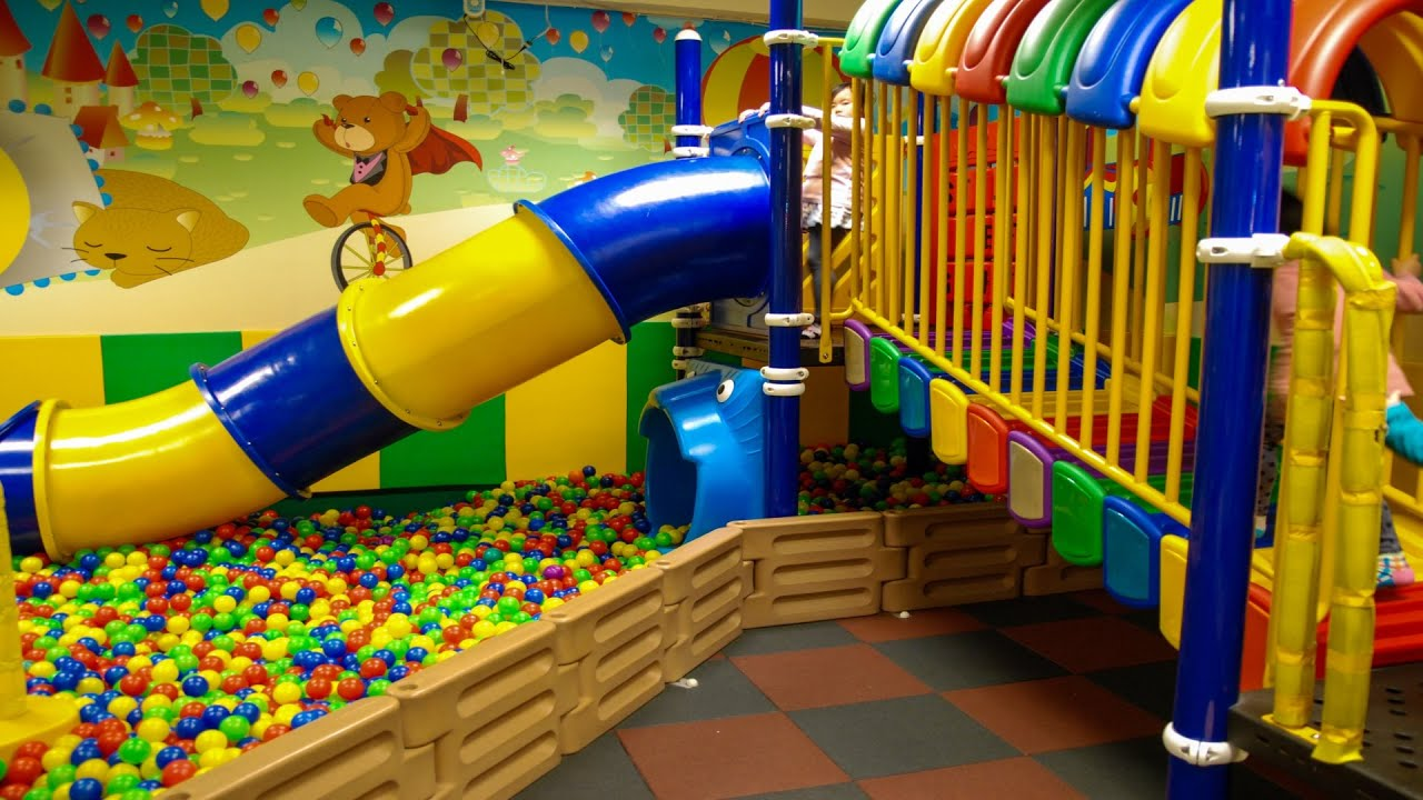 Playground fun play place for kids with balls play room for Indoor fun for kids near me