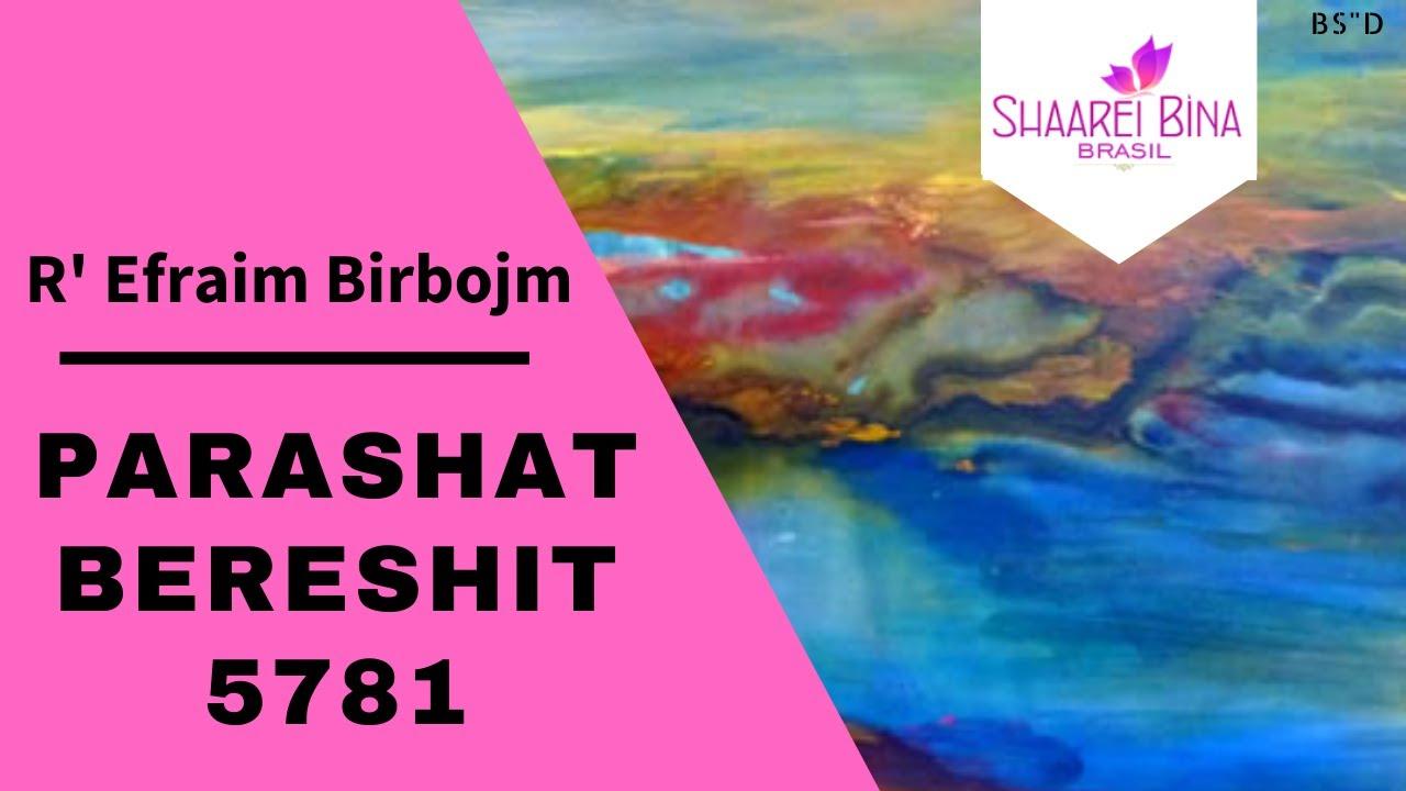 Parashat Bereshit 5781/ 2020