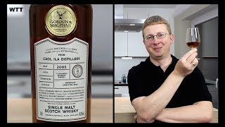 Caol Ila - G&M - 2005-2019 - Hermitage Wood Finished Connoisseurs Choice - 45% Vol.