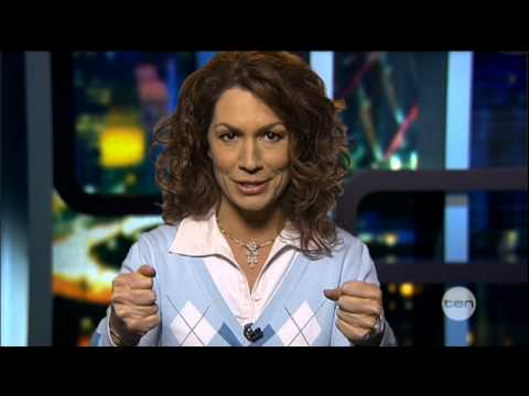 Kitty Flanagan on smart cars - The Project