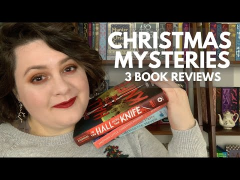 Christmas Isolated Closed Mystery- 3 Book Review