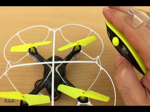 Motion Control Drone - Review