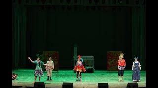 ПЕНЗАКОНЦЕРТ - «Варвара-краса, длинная коса» в исполнении группы «Калейдоскоп»