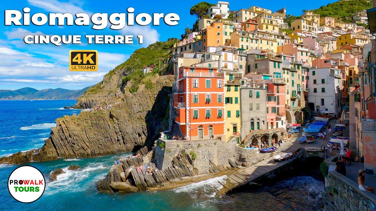 Riomaggiore Walking Tour - Cinque Terre - Prowalk Tours