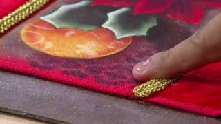 Toalha com pintura – Luciano Menezes P2
