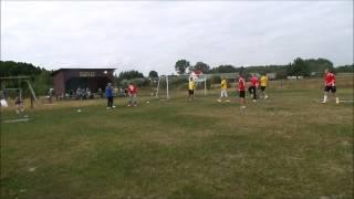 Mecz piłki nożnej Ojcowie - Synowie