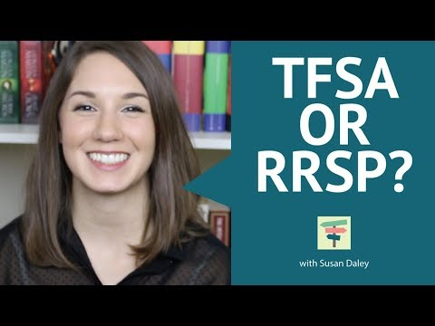 RRSP Or TFSA | Your Money, Your Choices With Susan Daley