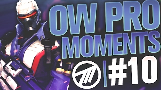 Overwatch PRO Moments #10 - Method