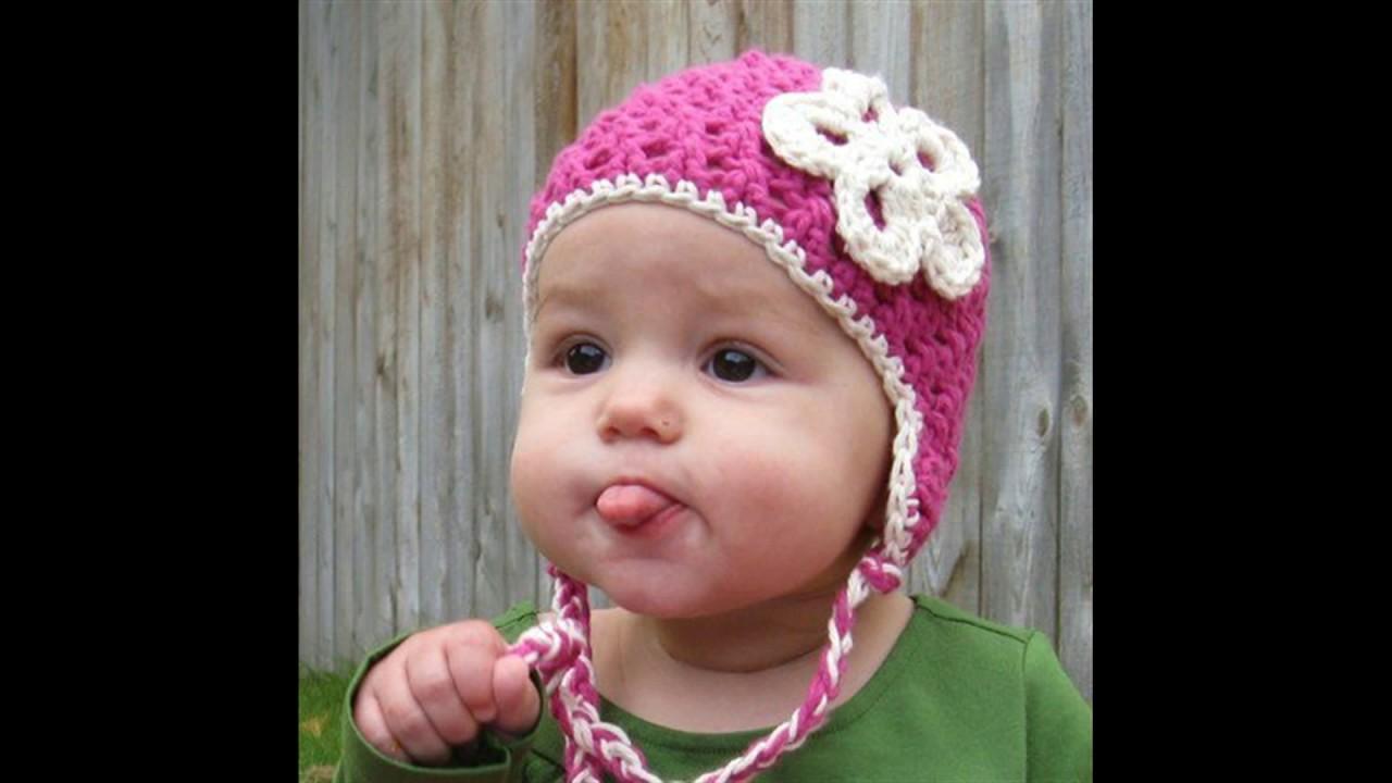 Gorras para bebes y ni as tejidas a crochet youtube - Cambiador de bebe de pared ...