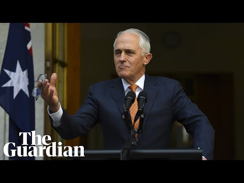 Malcolm Turnbull hits out at 'insurgency' that tore him down