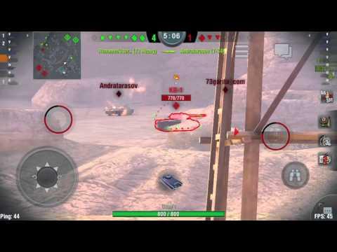 Wot blitz KV-220T