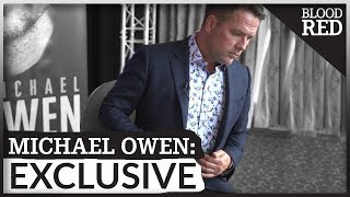 Michael Owen: 'I want people to know how I felt'