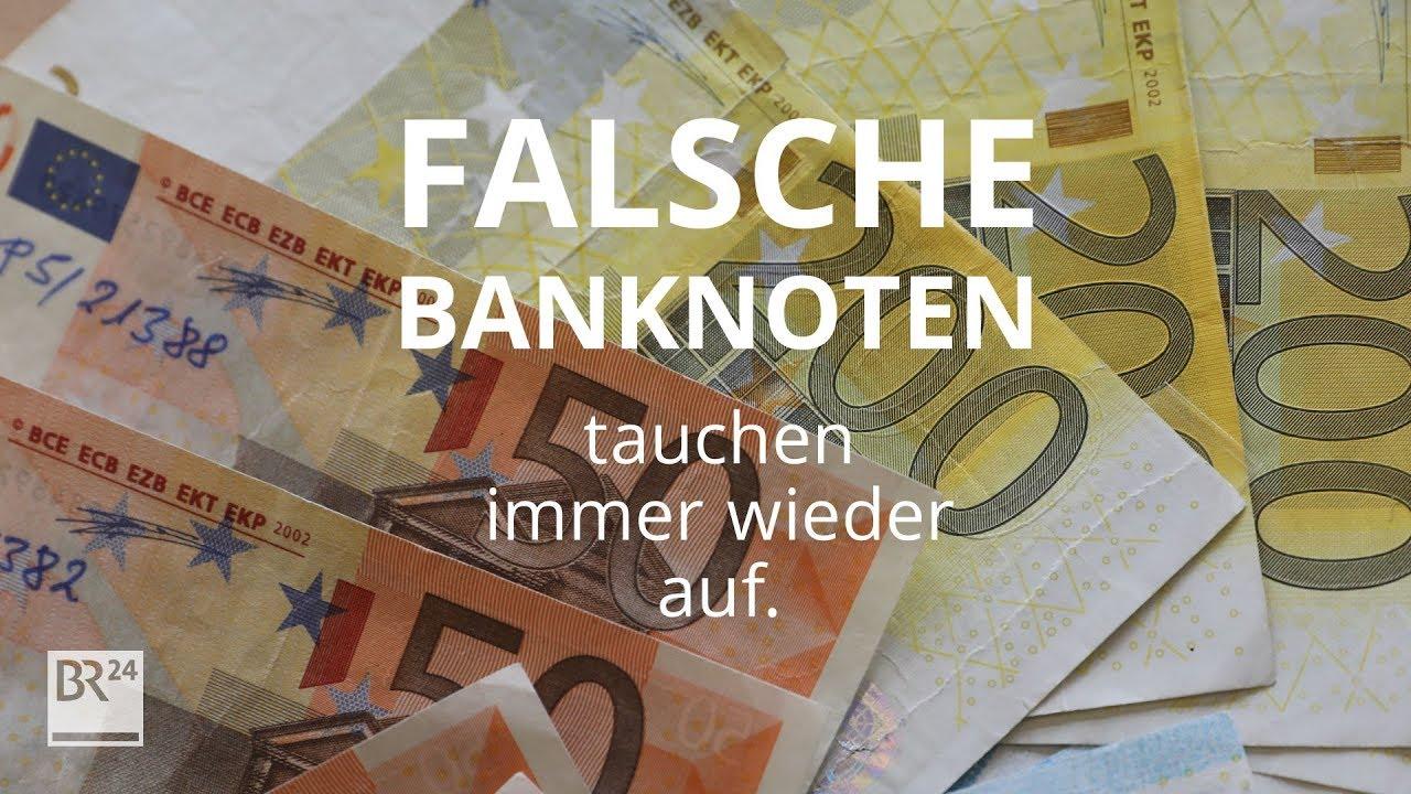 Wie Erkennt Man Falschgeld