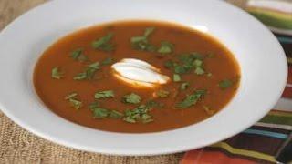 Quick, Healthy Black Bean Soup Recipe