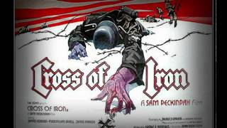 The cross of iron [Ending Song] By Ernest Gold [Download link]