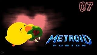 let s play metroid fusion blind 07 mit dem kopf durch die wand