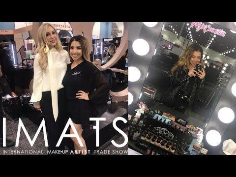 IMATS LA 2018 ♥ Makeup Haul