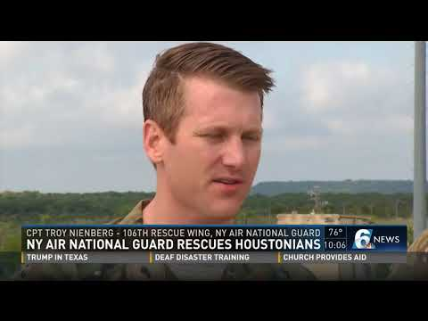 New York National Guard rescues Houstonians