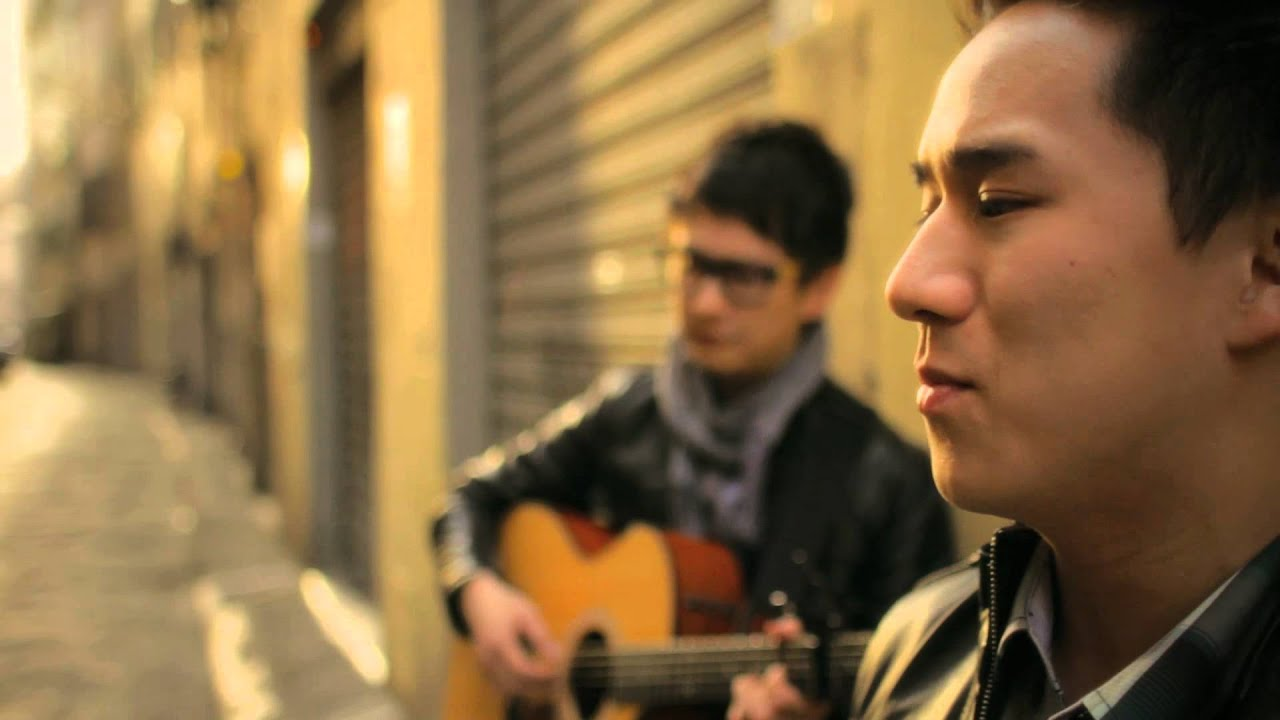 Jason Chen - Solo Player (Live Acoustic) - YouTube