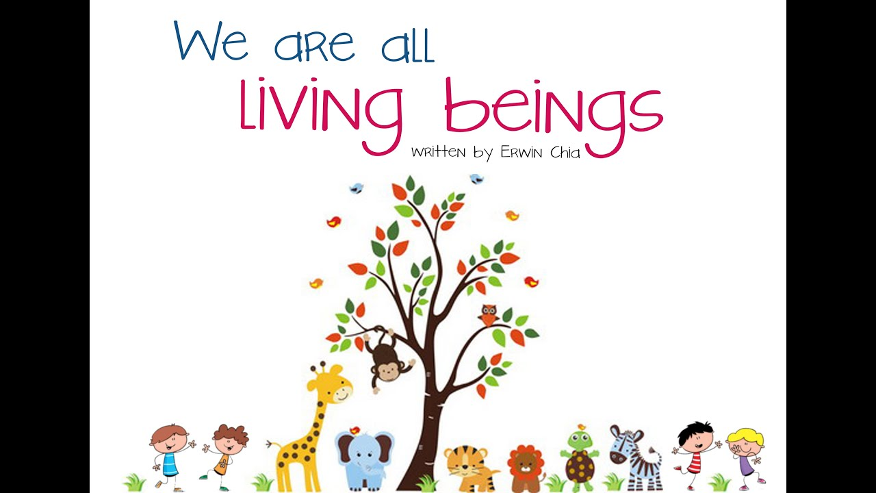 We Are All Living Beings