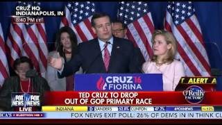 Ted Cruz drops out of 2016 race