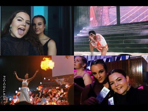 weekend in melbourne + halsey concert vlog!!! | madeline matthews