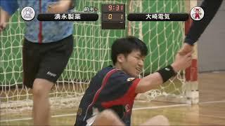 2019年03月02日(土)湧永製薬 VS 大崎電気 JHL日本ハンドボールリーグ