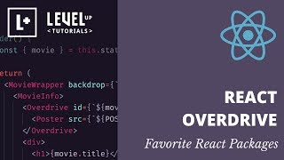 React Overdrive - Favorite React Packages