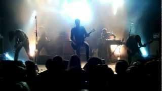 Cult of Luna - Mute Departure (Live @ Nosturi, Finland 2013)