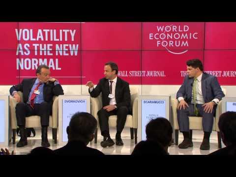 Davos 2015 - Volatility as the New Normal