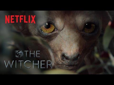 The Witcher | Geralt's Monster Mash | Netflix