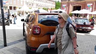 Ретро и новые авто в Германии