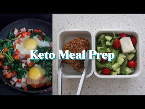 Keto Diet Meal Plan 1200 Calories | What I Eat in a Day on Keto | Easy Recipes