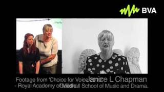 The British Voice Association (BVA) - the