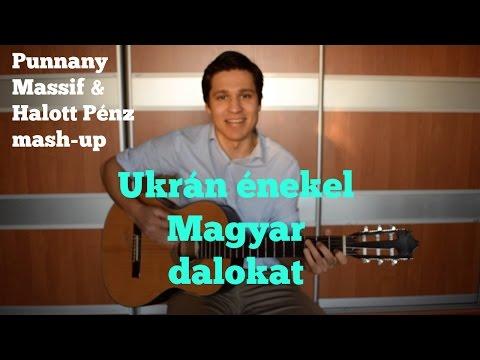 Ukrán énekel Magyar dalokat (Punnany Massif & Halott Pénz cover) / Ukrainian sings Hungarian songs