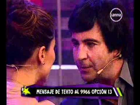 Carlín se chapó a Mónica Hoyos !