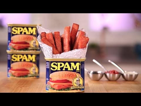 image for SPAM Fries...Yum, Yum