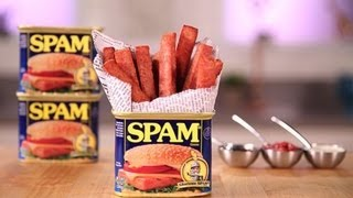 How to Make Spam Fries | Eat the Trend | Food How To